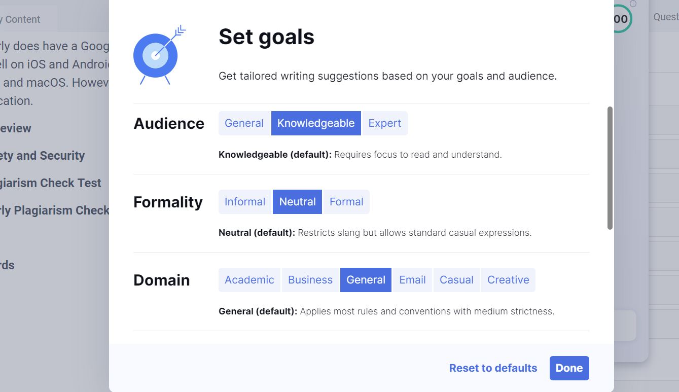 Everything About Grammarly Plagiarism Checker 6